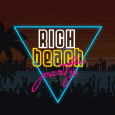 Rich Beach Party x SEKTA