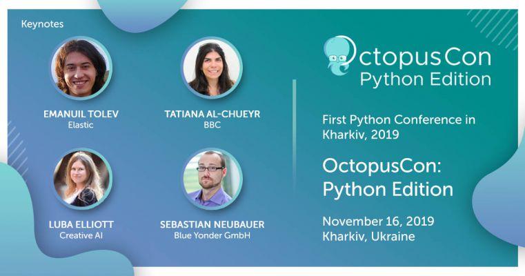 OctopusCon: Python Edition