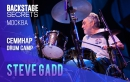 "Course 1. Moscow. Seminar ""Drum Camp"" with STEVE GADD."