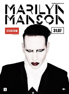 Marilyn Manson || 31.07.17 || Bus Tours