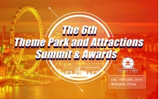 Thе 6th Theme Park and Attractions Summit and Awards