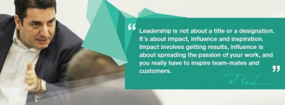How to develop the leadership skills and influence on people?