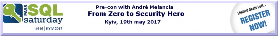 "André Melancia ""From Zero to Security Hero """