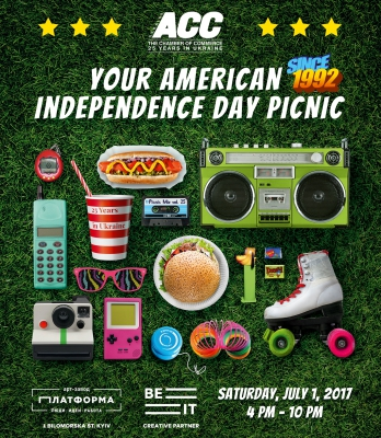 Chamber Annual Charitable American Independence Day Picnic 2017