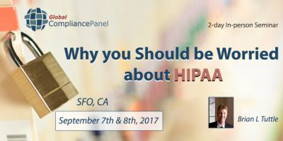 Why you Should be Worried about HIPAA 2017