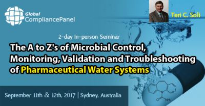Validation and Troubleshooting of Pharmaceutical Water Systems 2017