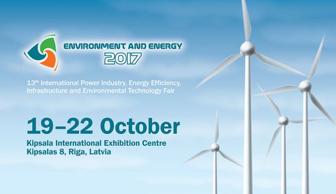 ENVIRONMENT AND ENERGY 2017