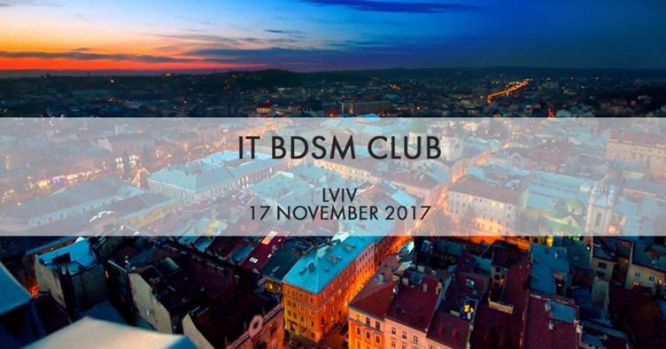 Lviv It BDSM club