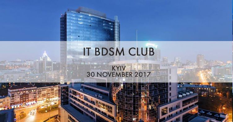 Kyiv IT BDMS club