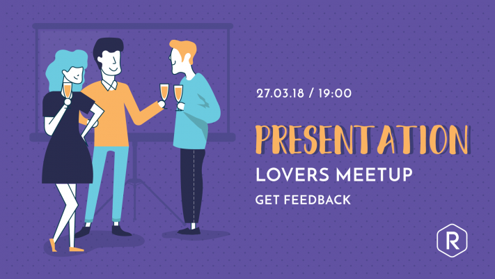 Presentation Lovers Meetup. Get  Feedback