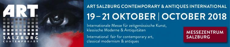 ART SALZBURG  CONTEMPORARY 2018