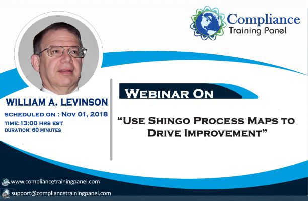 Use Shingo Process Maps to Drive Improvement