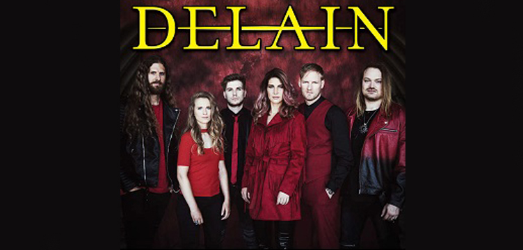 DELAIN in Moscow