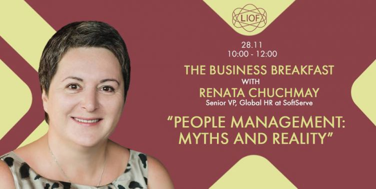 The Business Breakfast with Renata Chuchmay