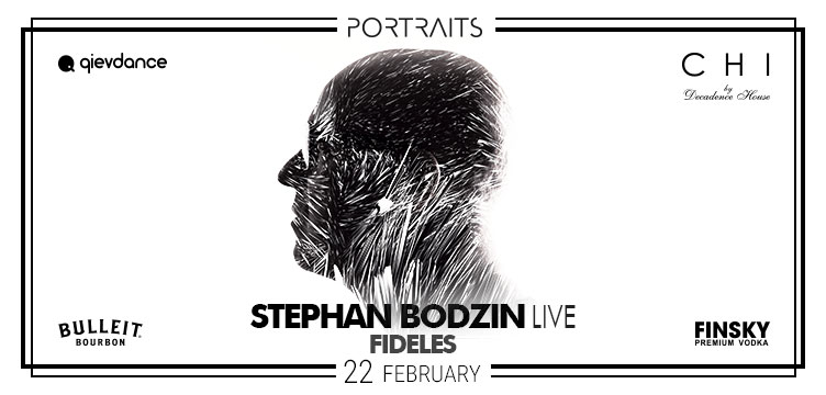 Portraits with Stephan Bodzin (LIVE) - Fideles