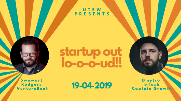 Startup out lo-o-o-ud!