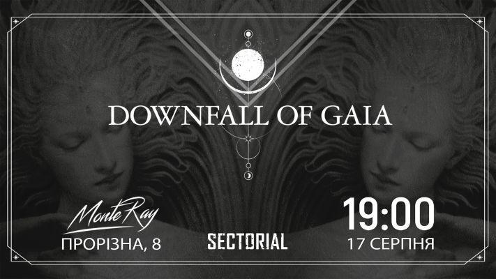 Downfall Of Gaia (DE)